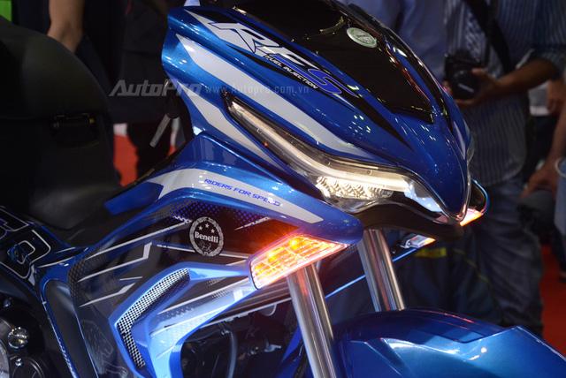 Đấu cùng Yamaha Exciter, Benelli bất ngờ ra mắt xe côn tay 150 phân khối mới tại Việt Nam - Ảnh 7.