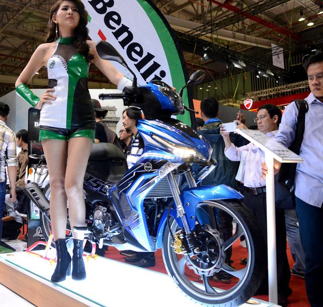 Đấu cùng Yamaha Exciter, Benelli bất ngờ ra mắt xe côn tay 150 phân khối mới tại Việt Nam - Ảnh 2.