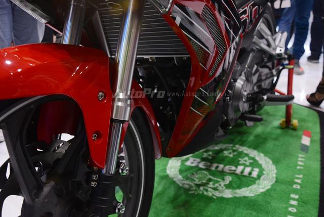 Đấu cùng Yamaha Exciter, Benelli bất ngờ ra mắt xe côn tay 150 phân khối mới tại Việt Nam - Ảnh 18.