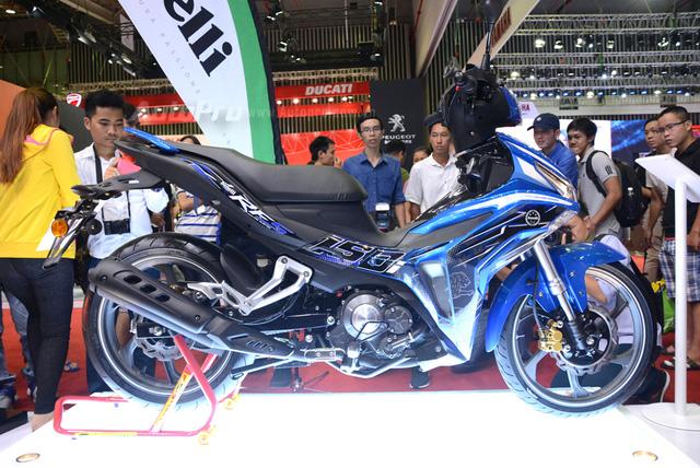 Đấu cùng Yamaha Exciter, Benelli bất ngờ ra mắt xe côn tay 150 phân khối mới tại Việt Nam - Ảnh 10.