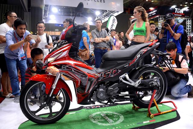 Đấu cùng Yamaha Exciter, Benelli bất ngờ ra mắt xe côn tay 150 phân khối mới tại Việt Nam - Ảnh 5.