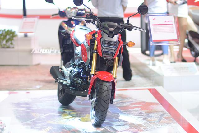 Loạt xe máy đình đám tại triển lãm VMCS 2017 - Ảnh 3.
