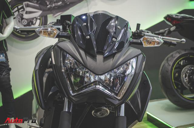 Kawasaki Z300 2018 giá từ 129 triệu đồng - nakedbike 300cc rẻ nhất Việt Nam - Ảnh 4.