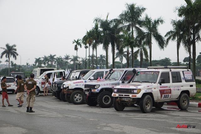 Hàng trăm xe SUV, bán tải hăm hở phá xe tại VOC 2017 - Ảnh 1.