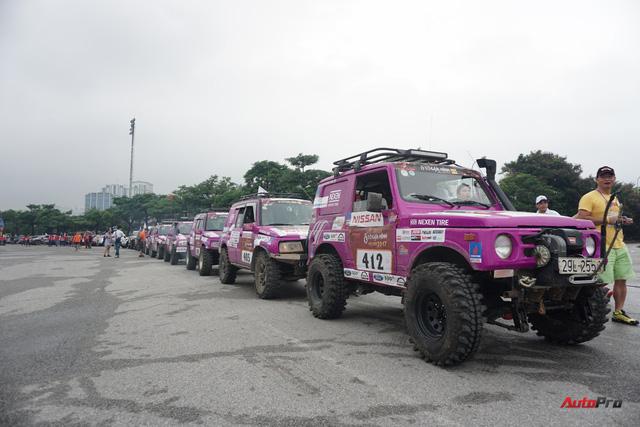 Hàng trăm xe SUV, bán tải hăm hở phá xe tại VOC 2017 - Ảnh 2.