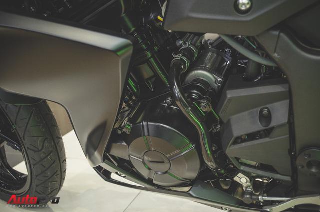 Kawasaki Z300 2018 giá từ 129 triệu đồng - nakedbike 300cc rẻ nhất Việt Nam - Ảnh 5.