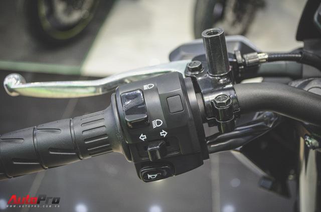 Kawasaki Z300 2018 giá từ 129 triệu đồng - nakedbike 300cc rẻ nhất Việt Nam - Ảnh 6.