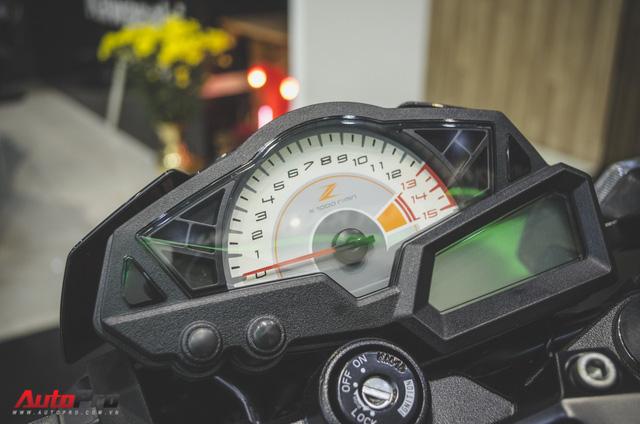Kawasaki Z300 2018 giá từ 129 triệu đồng - nakedbike 300cc rẻ nhất Việt Nam - Ảnh 8.