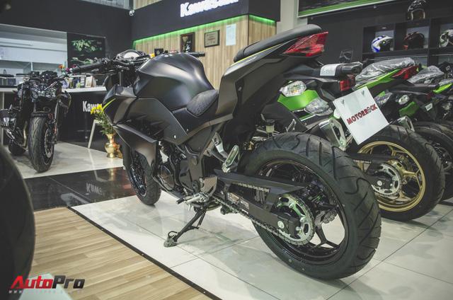 Kawasaki Z300 2018 giá từ 129 triệu đồng - nakedbike 300cc rẻ nhất Việt Nam - Ảnh 11.