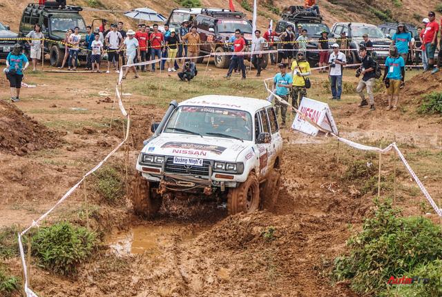 Khi VOC 2017 không chỉ là cuộc đua của những mẫu xe địa hình - Ảnh 12.