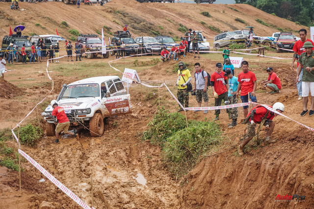 Khi VOC 2017 không chỉ là cuộc đua của những mẫu xe địa hình - Ảnh 13.