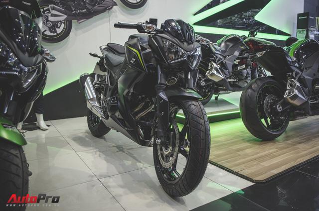 Kawasaki Z300 2018 giá từ 129 triệu đồng - nakedbike 300cc rẻ nhất Việt Nam - Ảnh 2.