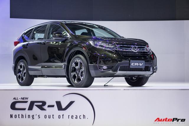 Honda CR-V 7 chỗ được báo giá tạm tính 1,1 tỷ Đồng - Ảnh 1.