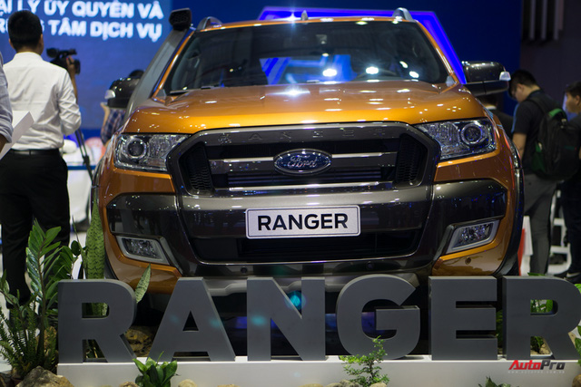 Xe bán chạy Ford Ranger và Ford Everest bị triệu hồi tại Việt Nam vì lỗi túi khí - Ảnh 1.