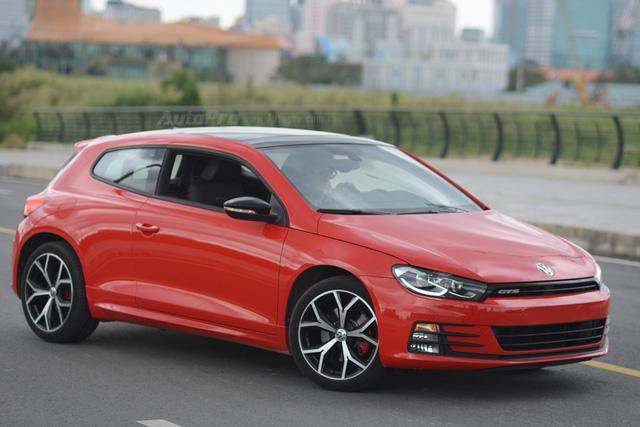 Làm quen với cặp đôi Scirocco 2017 sẽ được hãng Volkswagen trưng bày tại triển lãm VIMS 2017 - Ảnh 14.