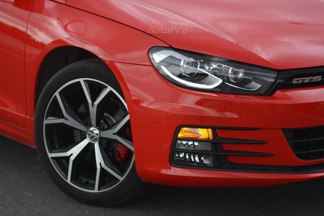 Làm quen với cặp đôi Scirocco 2017 sẽ được hãng Volkswagen trưng bày tại triển lãm VIMS 2017 - Ảnh 17.