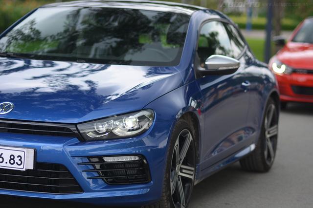Làm quen với cặp đôi Scirocco 2017 sẽ được hãng Volkswagen trưng bày tại triển lãm VIMS 2017 - Ảnh 10.