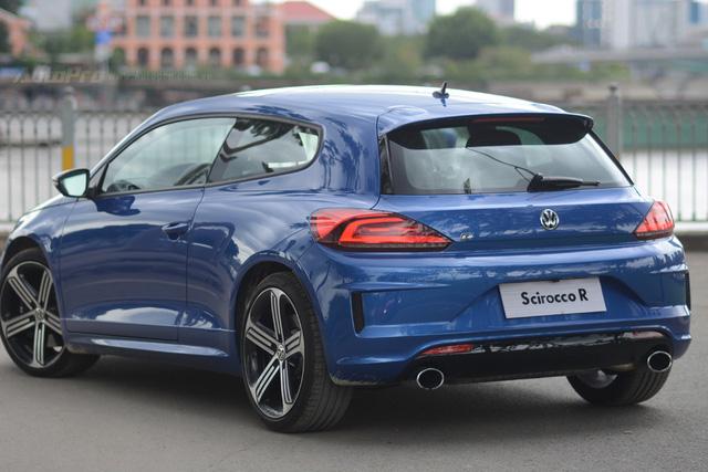 Làm quen với cặp đôi Scirocco 2017 sẽ được hãng Volkswagen trưng bày tại triển lãm VIMS 2017 - Ảnh 6.