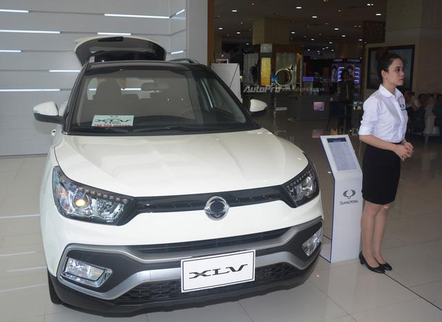 SsangYong lại có nhà phân phối mới tại Việt Nam - Ảnh 1.