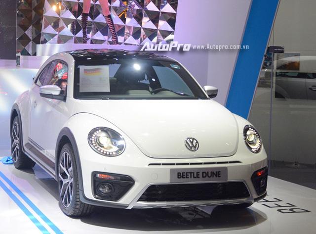 Cận cảnh con bọ Volkswagen Beetle Dune giá 1,469 tỷ Đồng - Ảnh 1.
