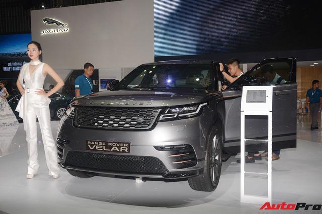 Range Rover Velar đầu tiên lăn bánh tại Việt Nam - Ảnh 2.
