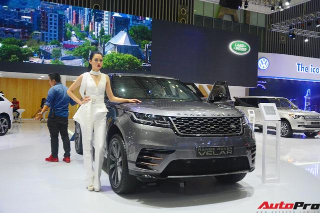 Range Rover Velar đầu tiên lăn bánh tại Việt Nam - Ảnh 1.