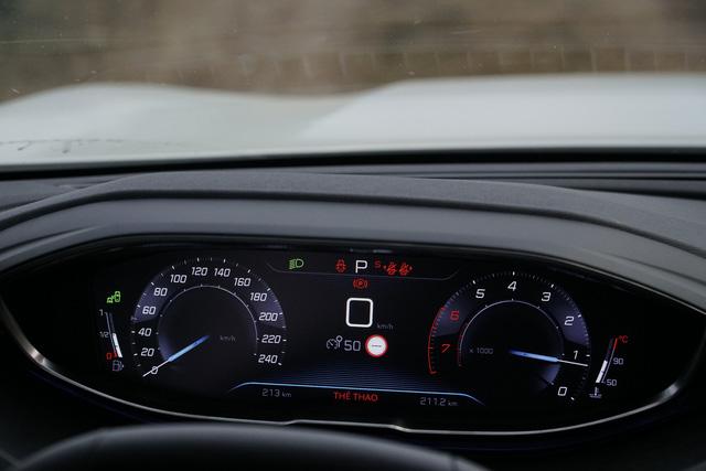Chi tiết Peugeot 3008 thế hệ mới - đối thủ Mazda CX-5 và Honda CR-V tại Việt Nam - Ảnh 11.