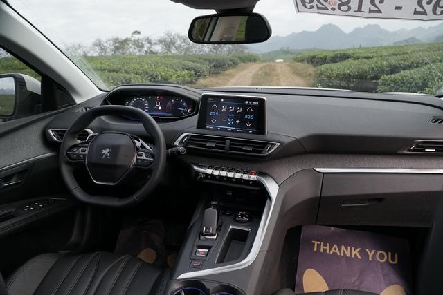 Chi tiết Peugeot 3008 thế hệ mới - đối thủ Mazda CX-5 và Honda CR-V tại Việt Nam - Ảnh 9.