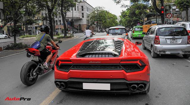 Hà Nội hiện có bao nhiêu chiếc Lamborghini? - Ảnh 8.