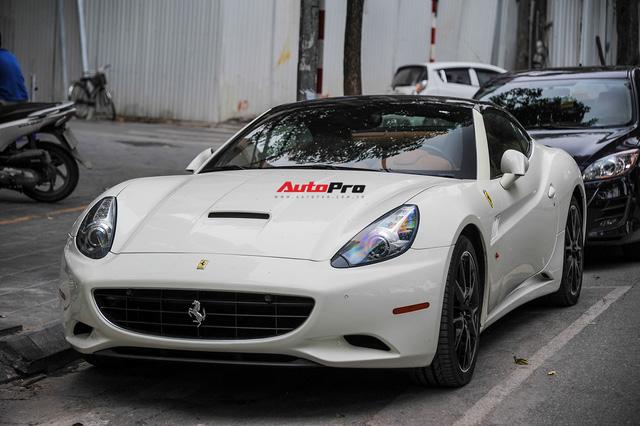 Số phận lận đận của 4 siêu xe Ferrari California tại Việt Nam - Ảnh 10.