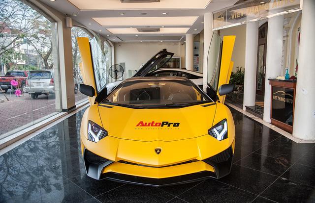 Hà Nội hiện có bao nhiêu chiếc Lamborghini? - Ảnh 9.