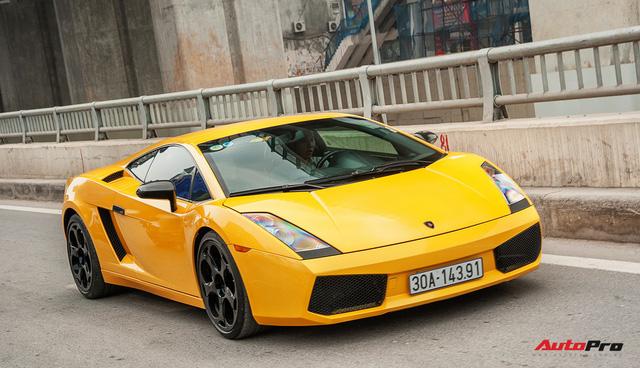 Hà Nội hiện có bao nhiêu chiếc Lamborghini? - Ảnh 1.