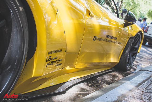 Ferrari 458 Liberty Walk độc nhất Việt Nam trở về màu nguyên bản - Ảnh 4.
