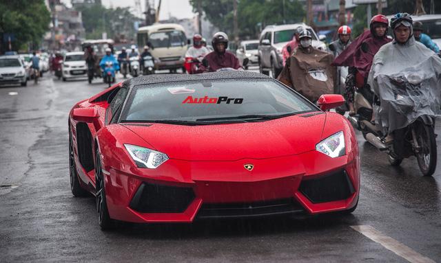Hà Nội hiện có bao nhiêu chiếc Lamborghini? - Ảnh 11.