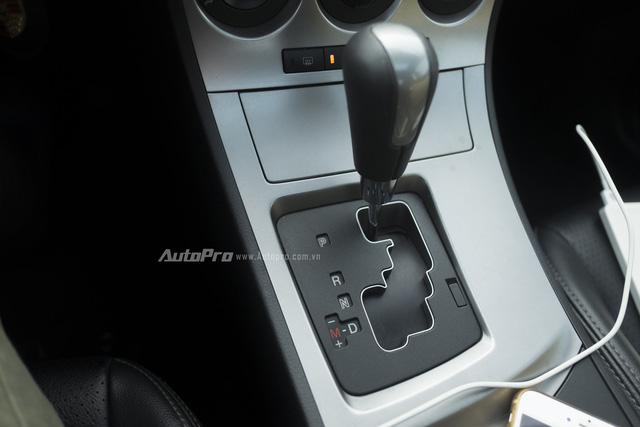 Mazda3 2011 - Xe cũ, lái ổn, giá dưới 600 triệu - Ảnh 9.
