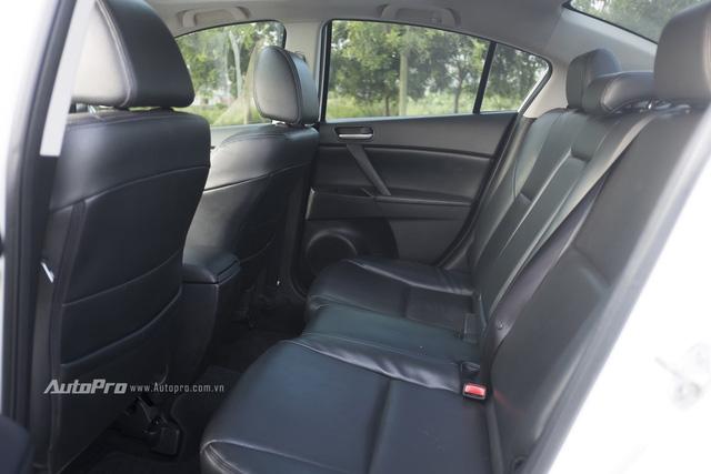 Mazda3 2011 - Xe cũ, lái ổn, giá dưới 600 triệu - Ảnh 5.