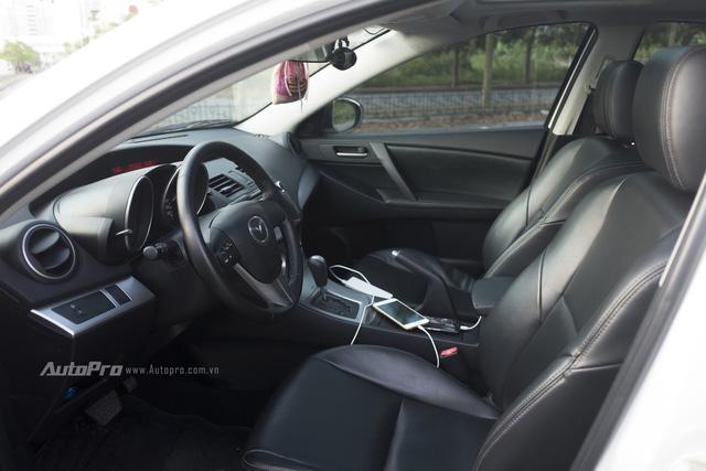 Mazda3 2011 - Xe cũ, lái ổn, giá dưới 600 triệu - Ảnh 4.