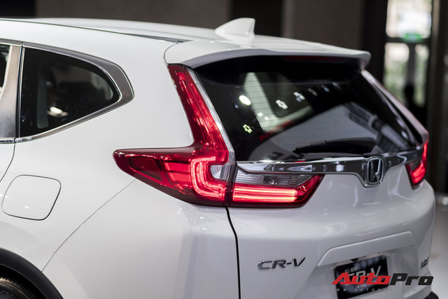 Cận cảnh Honda CR-V 2018 phiên bản cao cấp nhất vừa ra mắt Việt Nam - Ảnh 7.