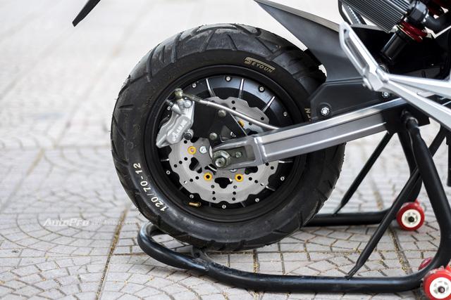Trải nghiệm xe điện kiểu dáng mô tô - nhanh hơn, oách hơn nhưng chưa an toàn - Ảnh 5.