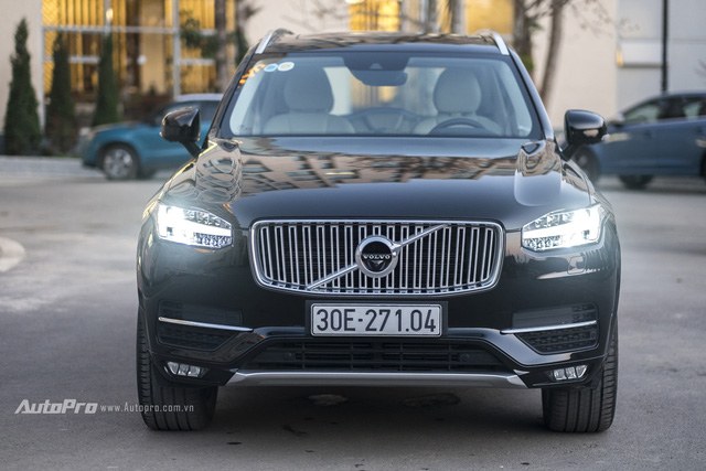 Volvo XC90 - hương vị lạ từ Thuỵ Điển có làm nên chuyện ở Việt Nam? - Ảnh 3.