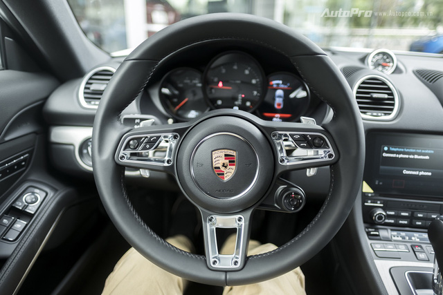 Khám phá Porsche 718 Cayman giá 4,5 tỷ Đồng tại Việt Nam - Ảnh 14.