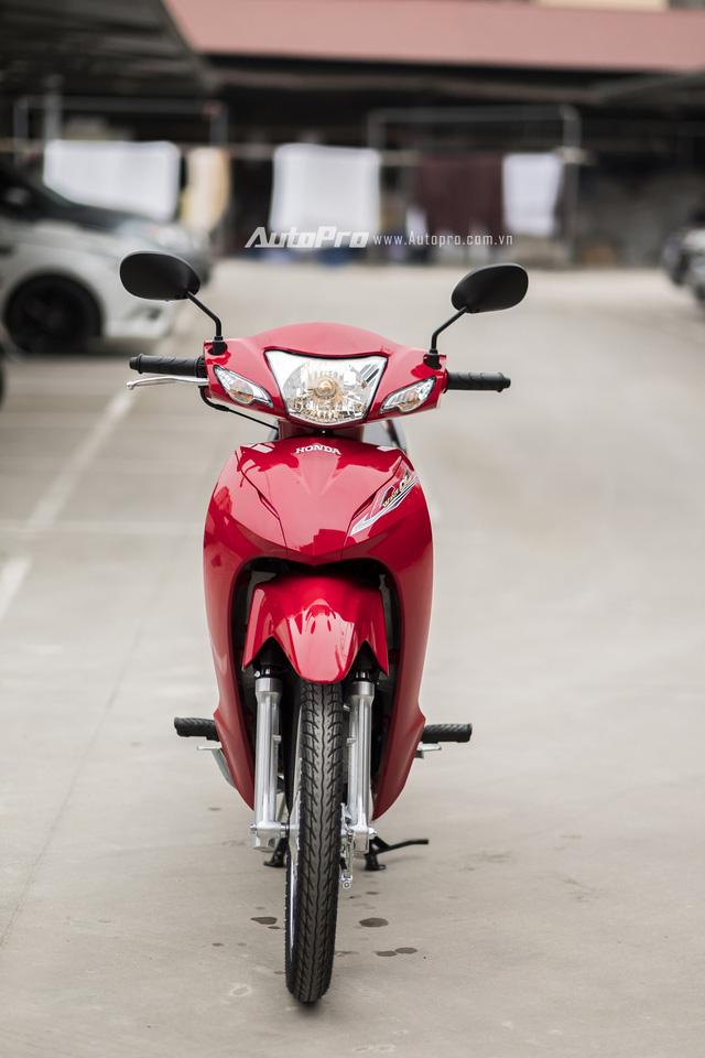 Honda Wave Alpha 110cc - Xe máy quốc dân - Ảnh 1.