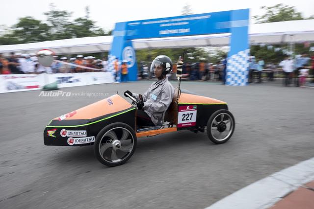 Ngắm nhìn dàn xe tự chế của Việt Nam thi đấu tiết kiệm nhiên liệu - Ảnh 12.