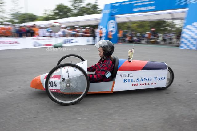 Ngắm nhìn dàn xe tự chế của Việt Nam thi đấu tiết kiệm nhiên liệu - Ảnh 14.