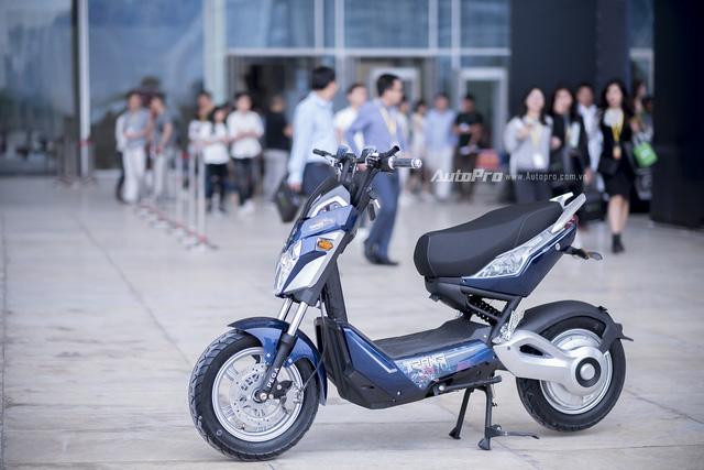 Bộ tứ xe điện made in Vietnam trình làng, giá từ 11,99 triệu đồng - Ảnh 5.