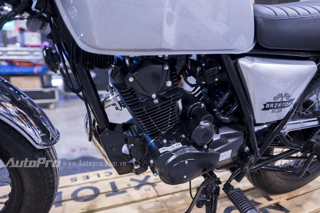 Xem trước Brixton BX125/150, mẫu xe máy làm điên đảo mạng xã hội những ngày qua - Ảnh 10.