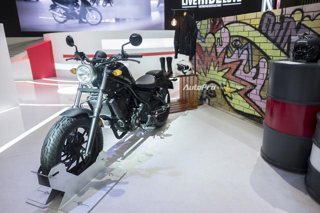 Khám phá Honda Rebel 300 vừa mới ra mắt - Ảnh 2.