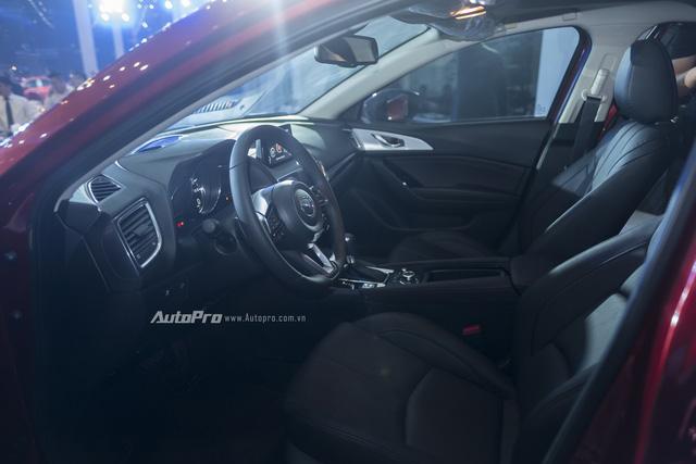 Cận cảnh Mazda3 2017 cao cấp nhất, giá hơn 800 triệu Đồng - Ảnh 16.