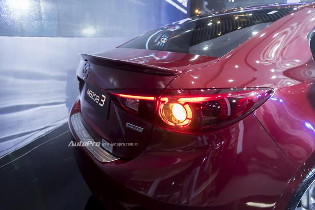 Cận cảnh Mazda3 2017 cao cấp nhất, giá hơn 800 triệu Đồng - Ảnh 10.