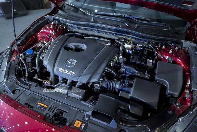 Cận cảnh Mazda3 2017 cao cấp nhất, giá hơn 800 triệu Đồng - Ảnh 21.